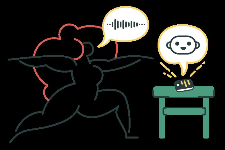 PNGとSVGの  スタイルの 会話 ベクターイメージ | Icons8 イラスト