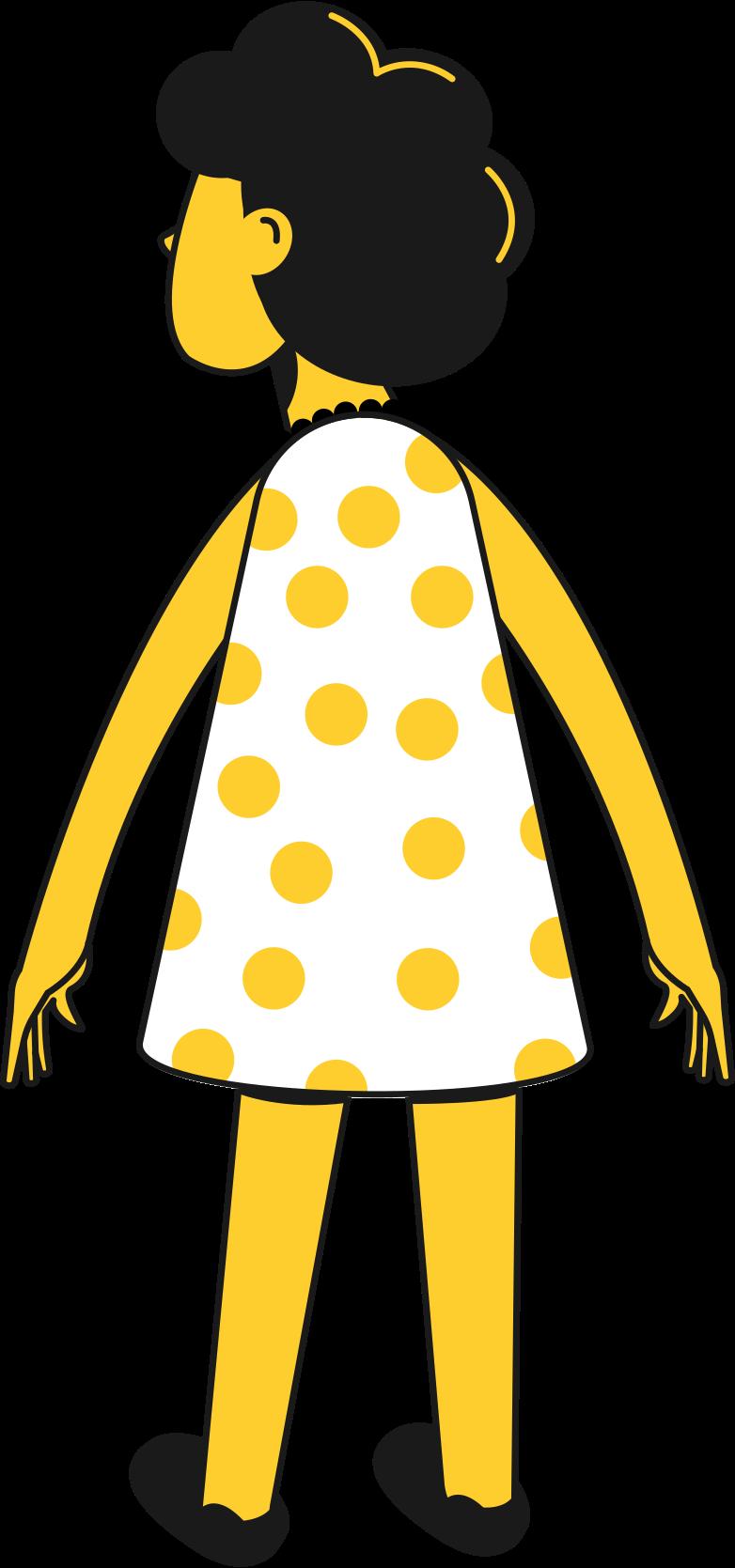 s girl Clipart illustration in PNG, SVG