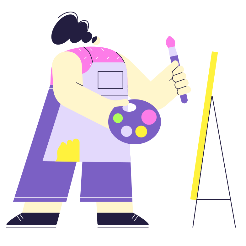 style Artist Vector images in PNG and SVG | Icons8 Illustrations