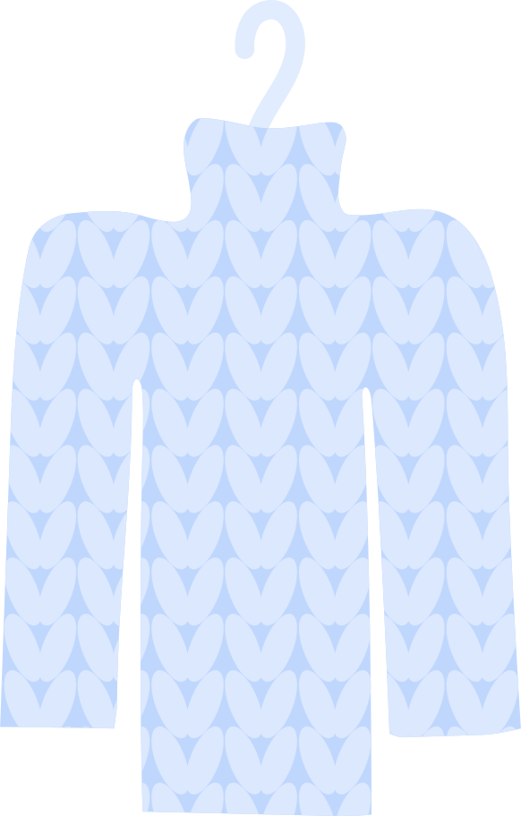 sweater Clipart illustration in PNG, SVG