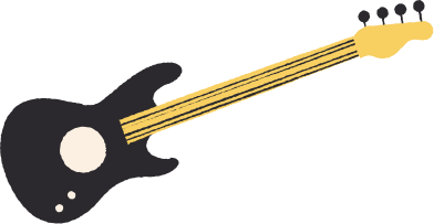 style guitar black images in PNG and SVG | Icons8 Illustrations