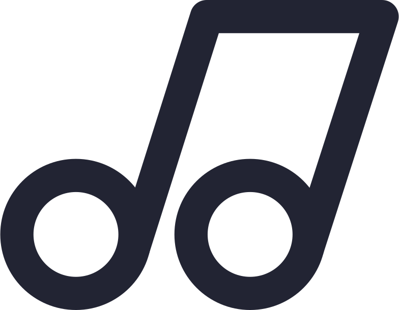 style melody white Vector images in PNG and SVG | Icons8 Illustrations