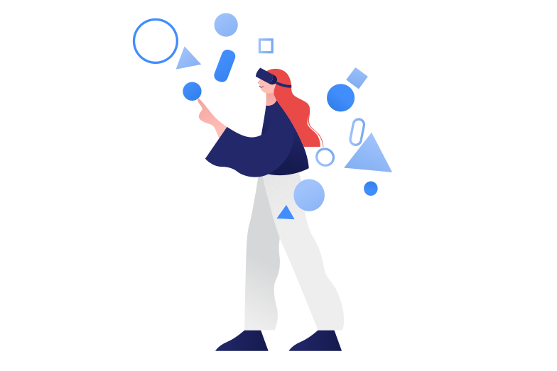 style Virtual reality Vector images in PNG and SVG | Icons8 Illustrations