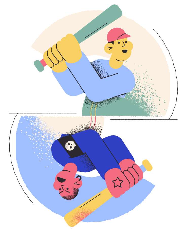 style Two ways Vector images in PNG and SVG | Icons8 Illustrations