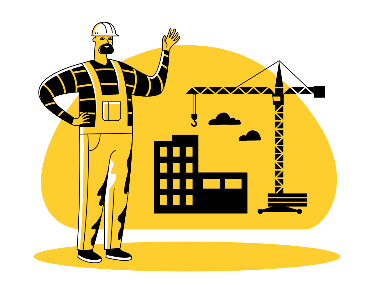 Construction Clipart illustration in PNG, SVG