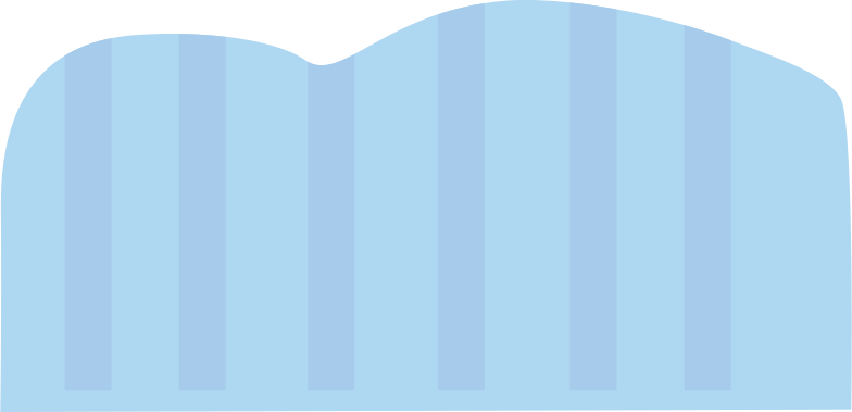 background in a stripe blue Clipart illustration in PNG, SVG