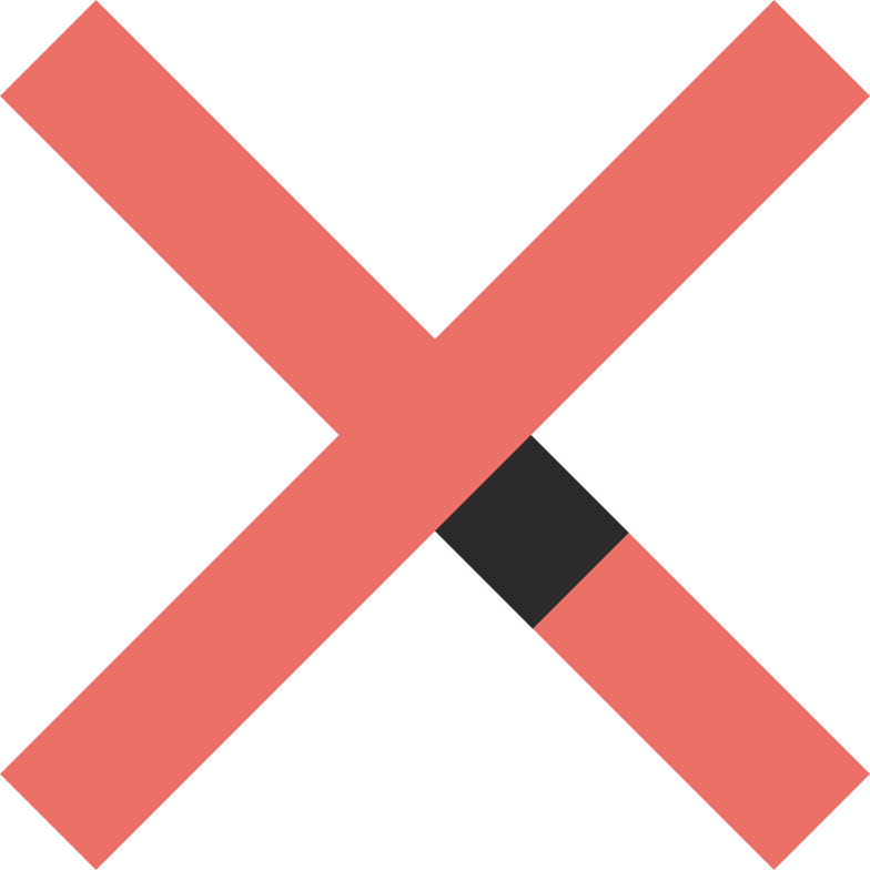 delete mark Clipart illustration in PNG, SVG