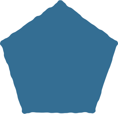 style pentagon blue images in PNG and SVG   Icons8 Illustrations