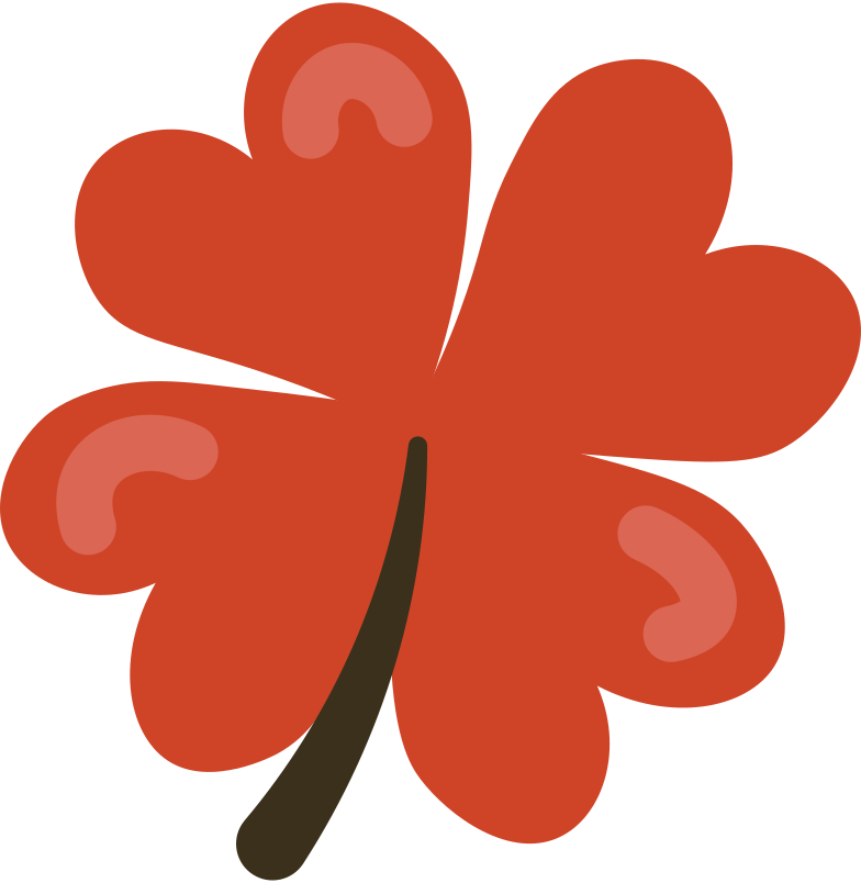style four leaf clover Vector images in PNG and SVG | Icons8 Illustrations