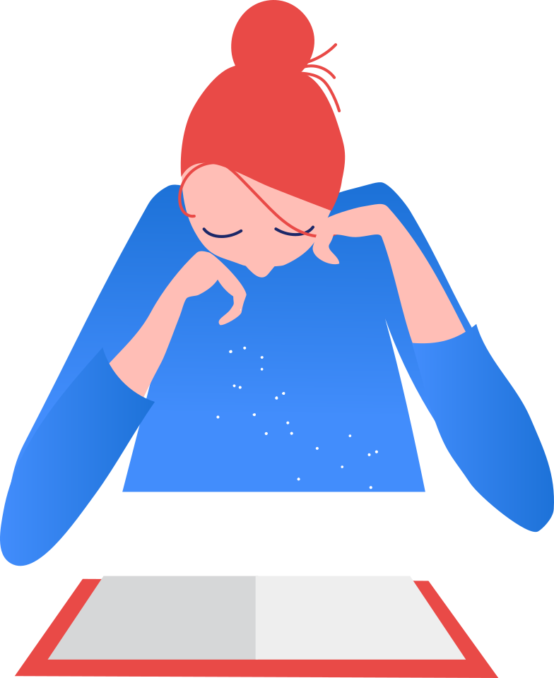 reading Clipart illustration in PNG, SVG