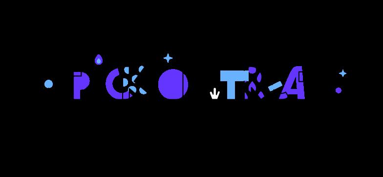 Ilustración de clipart de Truco o trato horizontal en PNG, SVG