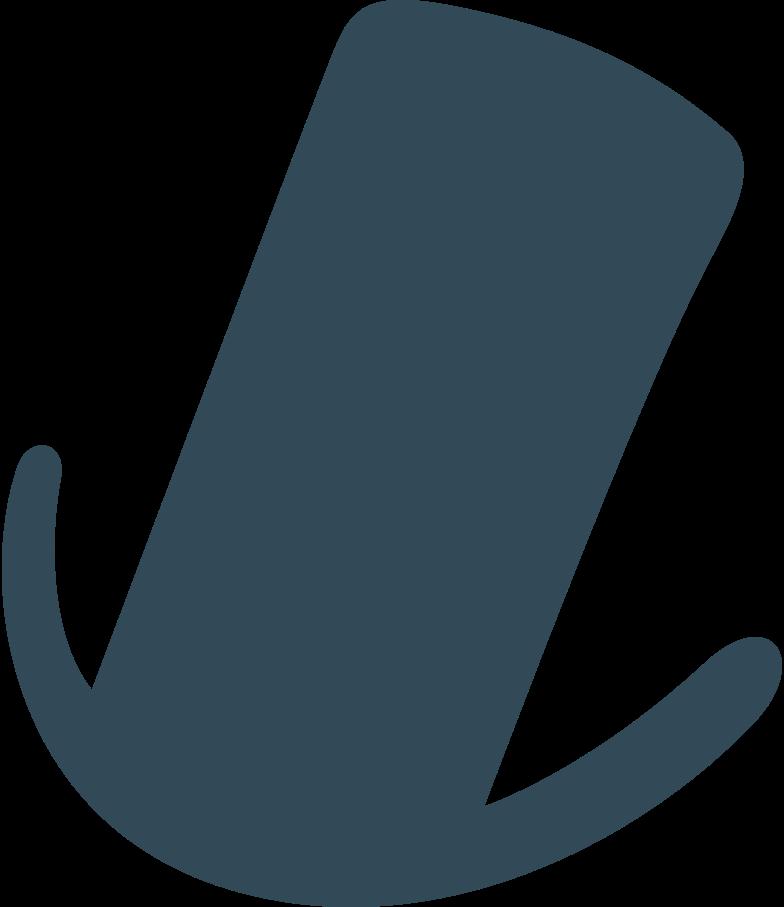 cylinder hat Clipart illustration in PNG, SVG