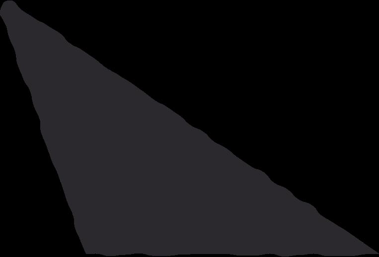 scalene black Clipart illustration in PNG, SVG
