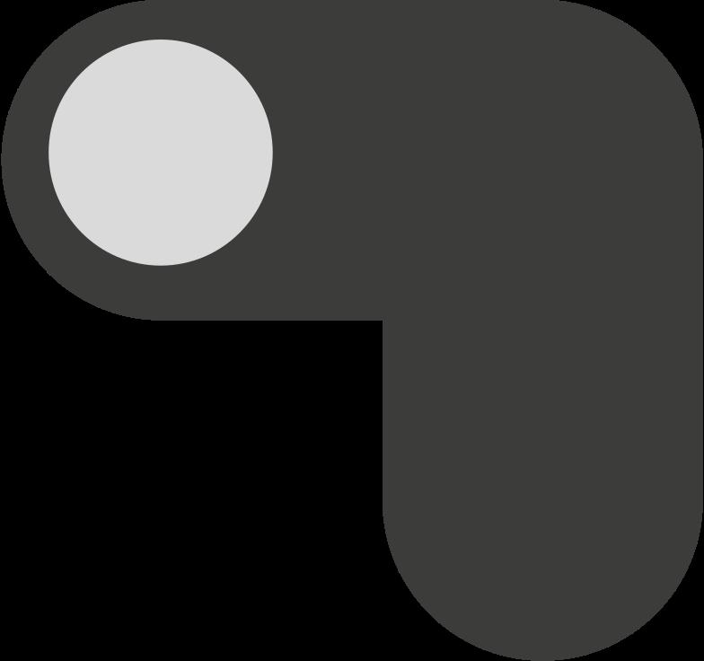 e element square step Clipart illustration in PNG, SVG