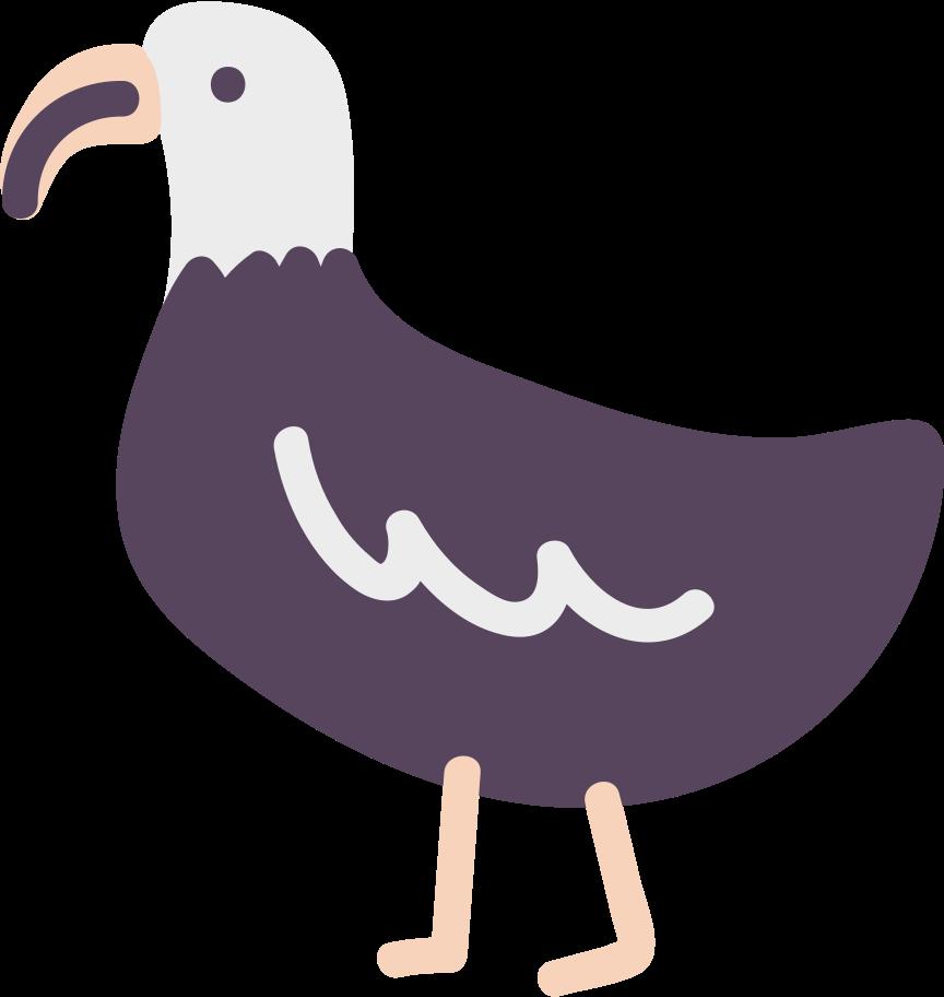 eagle Clipart illustration in PNG, SVG