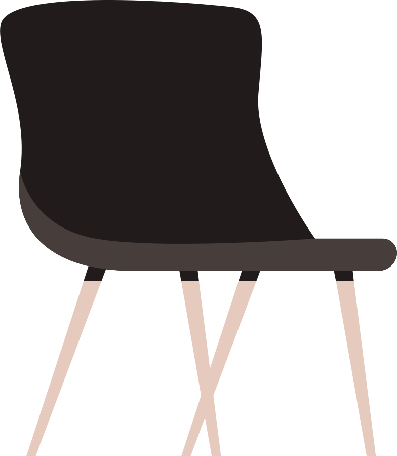 chair Clipart illustration in PNG, SVG