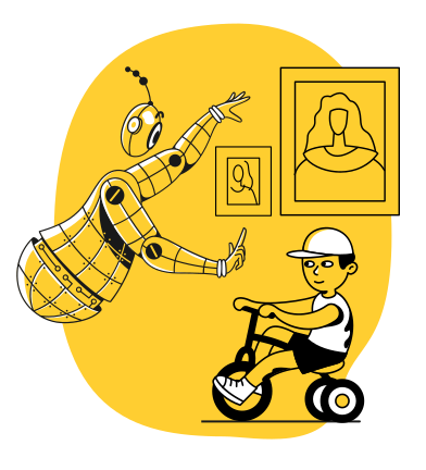 style Museum caretaker images in PNG and SVG | Icons8 Illustrations