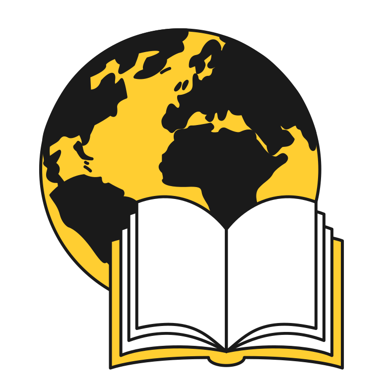 Education without borders Clipart illustration in PNG, SVG