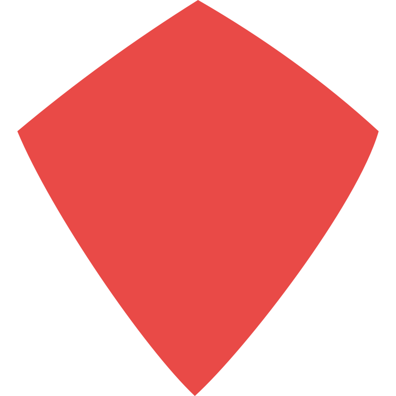kite red Clipart illustration in PNG, SVG