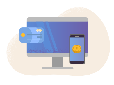 style Online payment options  images in PNG and SVG | Icons8 Illustrations