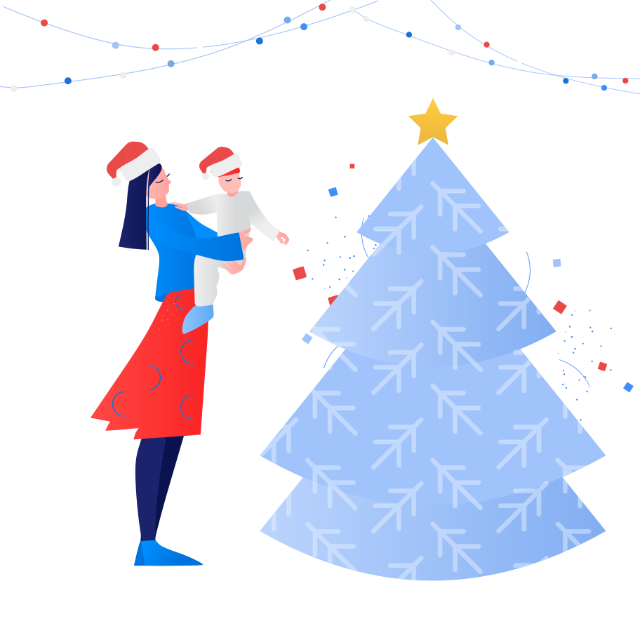 style Christmas for childrens Vector images in PNG and SVG | Icons8 Illustrations