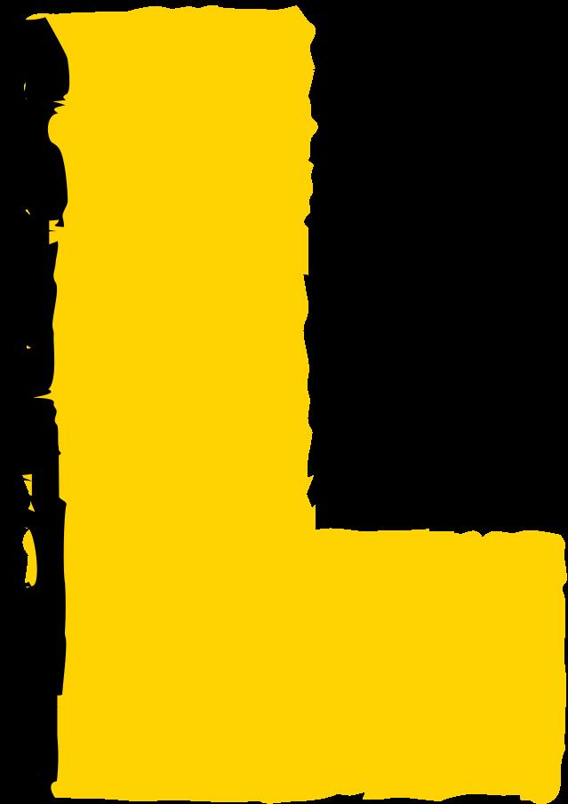Ilustración de clipart de Bloque amarillo en PNG, SVG