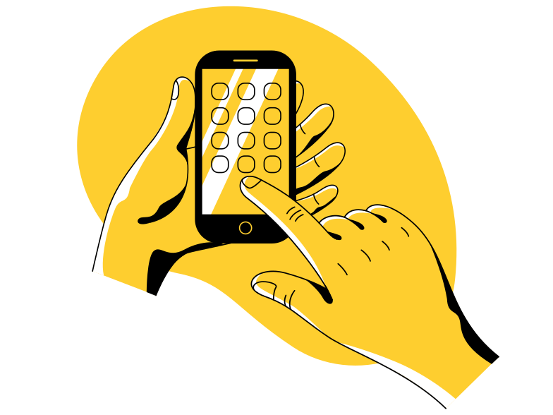 Messaging Clipart illustration in PNG, SVG