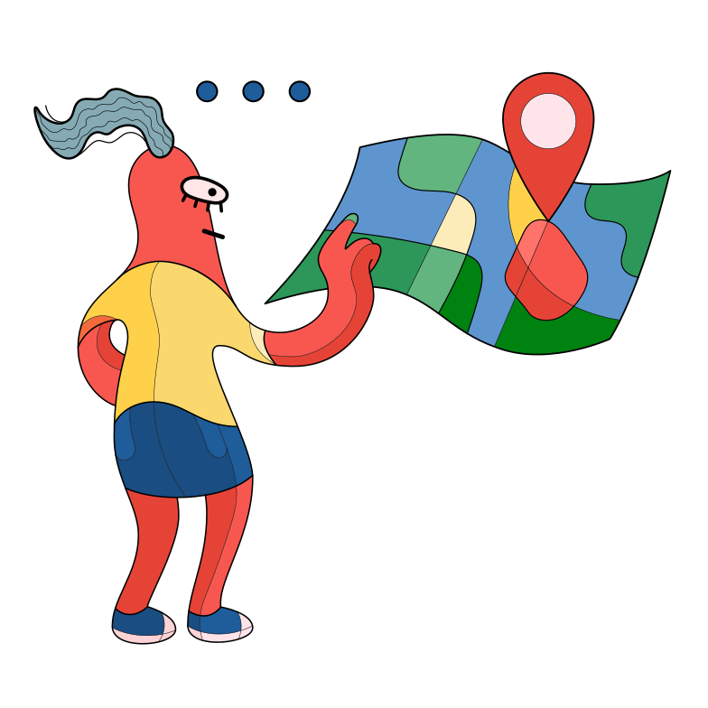 style Map orientation Vector images in PNG and SVG | Icons8 Illustrations