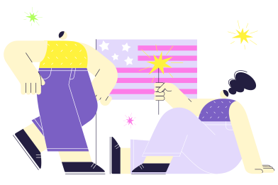 Flags Clipart Illustrations & Images in PNG and SVG