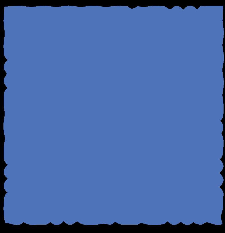 Иллюстрация Квадратный синий в стиле  в PNG и SVG | Icons8 Иллюстрации