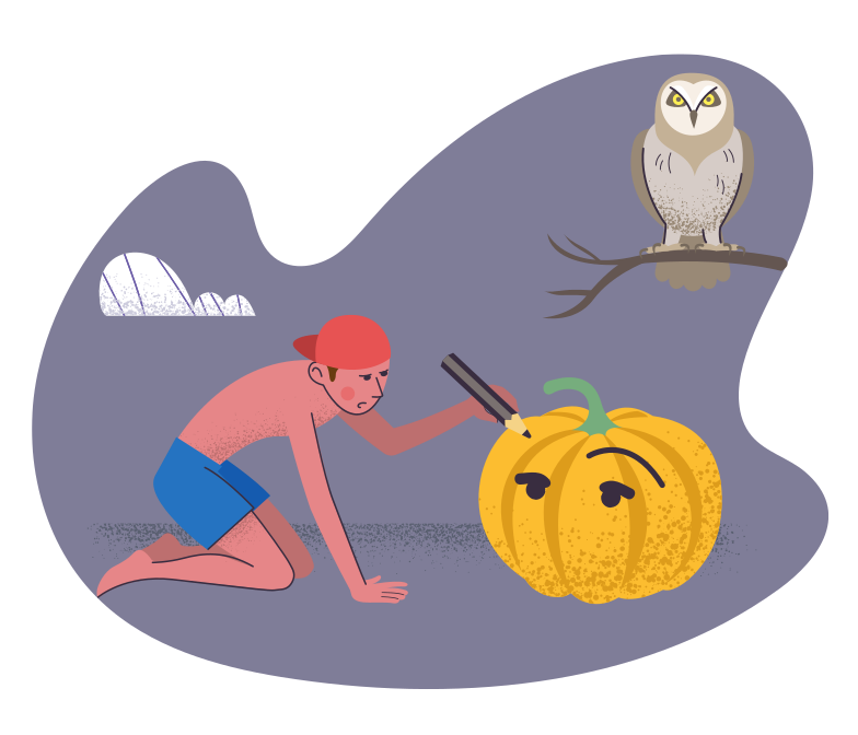 style Halloween preparation Vector images in PNG and SVG | Icons8 Illustrations