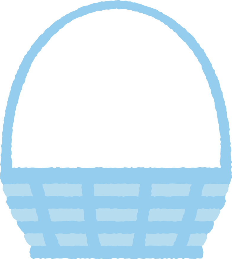 style basket with long handle Vector images in PNG and SVG | Icons8 Illustrations