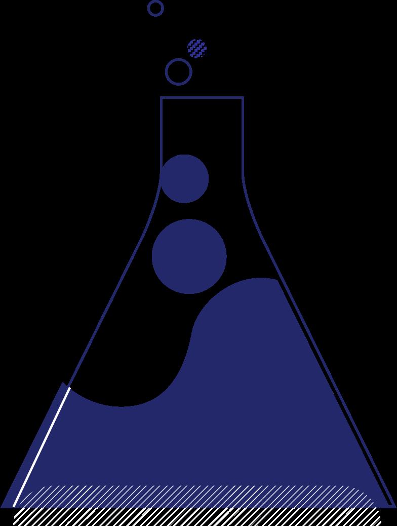 y scientis test tube Clipart illustration in PNG, SVG