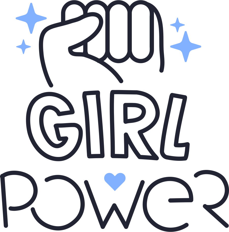 style girl power Vector images in PNG and SVG   Icons8 Illustrations