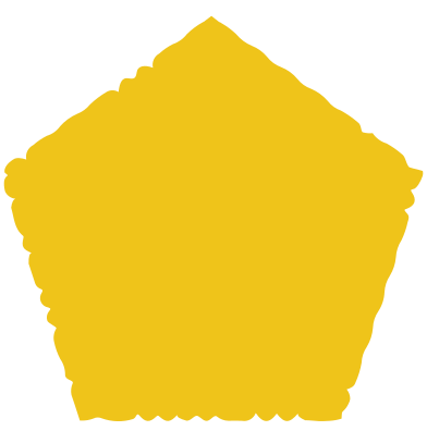 style pentagon yellow images in PNG and SVG | Icons8 Illustrations