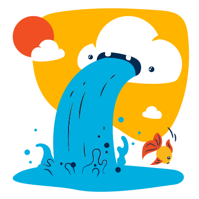 style Water cycle images in PNG and SVG | Icons8 Illustrations