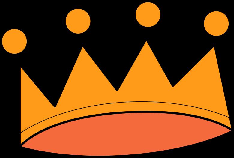 upgrade  crown Clipart illustration in PNG, SVG