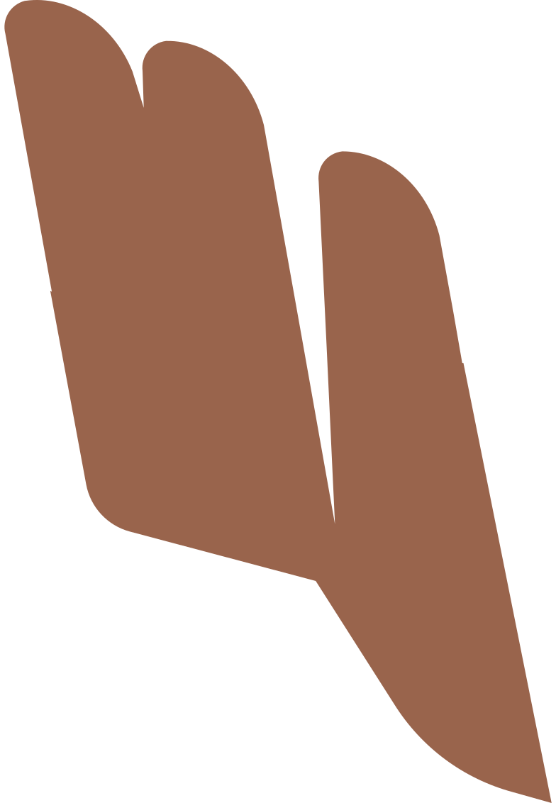 fingers woman holding something Clipart illustration in PNG, SVG
