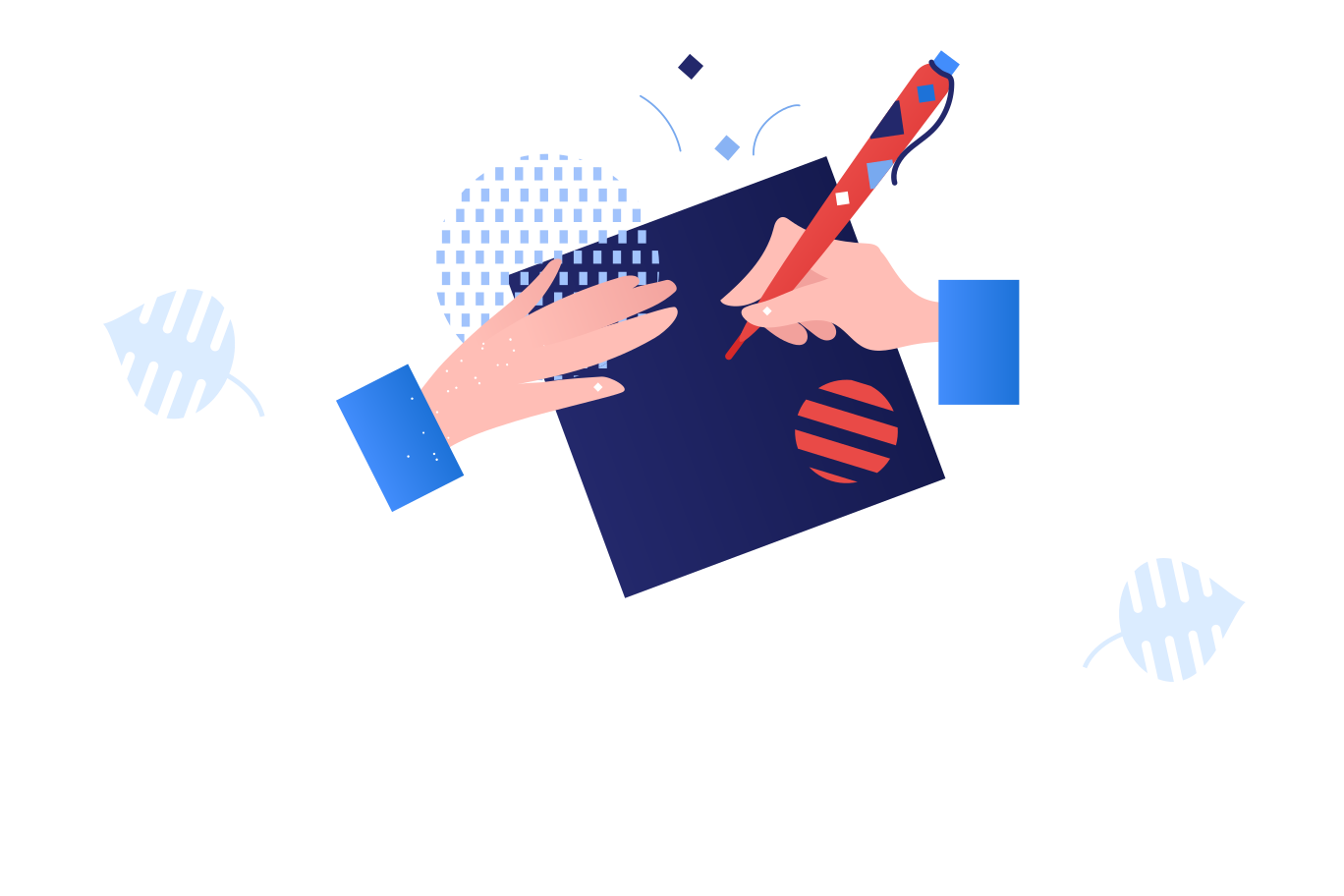 style Online business negotiation Vector images in PNG and SVG | Icons8 Illustrations