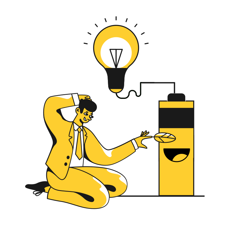 style Eco battery Vector images in PNG and SVG | Icons8 Illustrations
