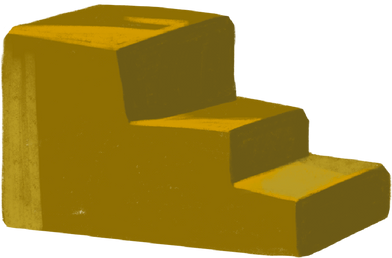 style yellow steps images in PNG and SVG | Icons8 Illustrations