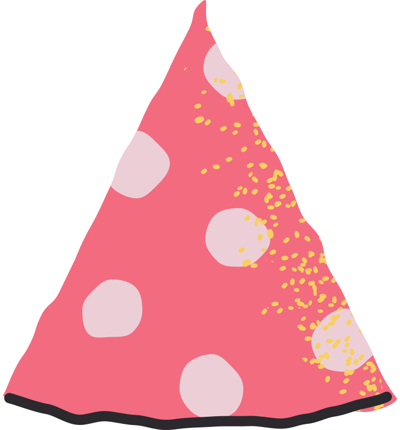 birthday  hat Clipart illustration in PNG, SVG