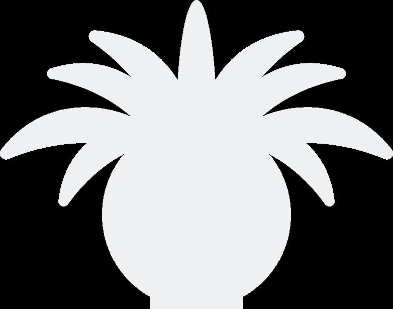 Ilustración de clipart de office plant en PNG, SVG