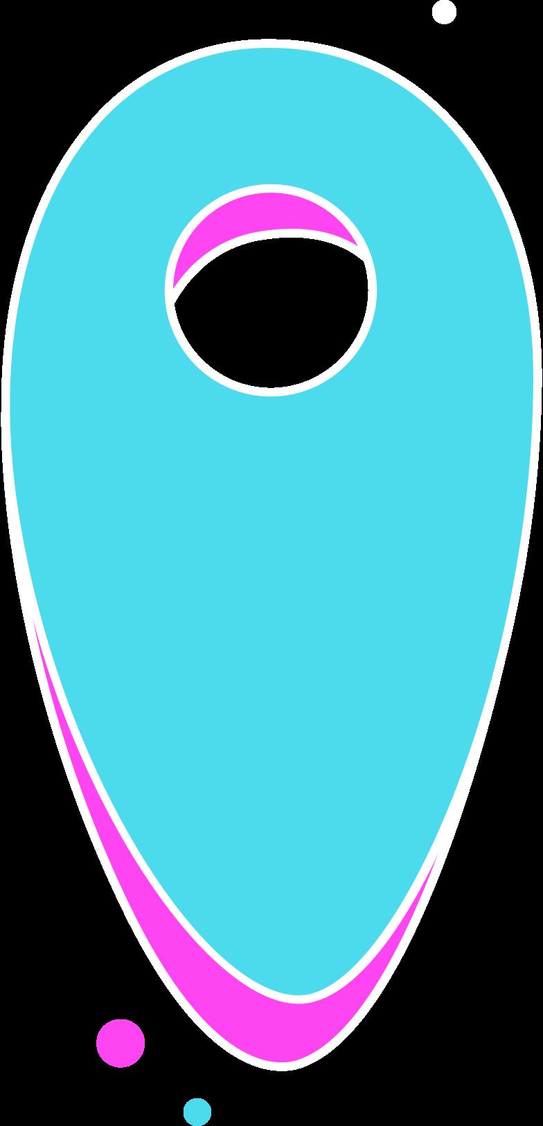 rg blue navigation Clipart illustration in PNG, SVG