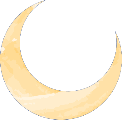 style crescent moon images in PNG and SVG | Icons8 Illustrations