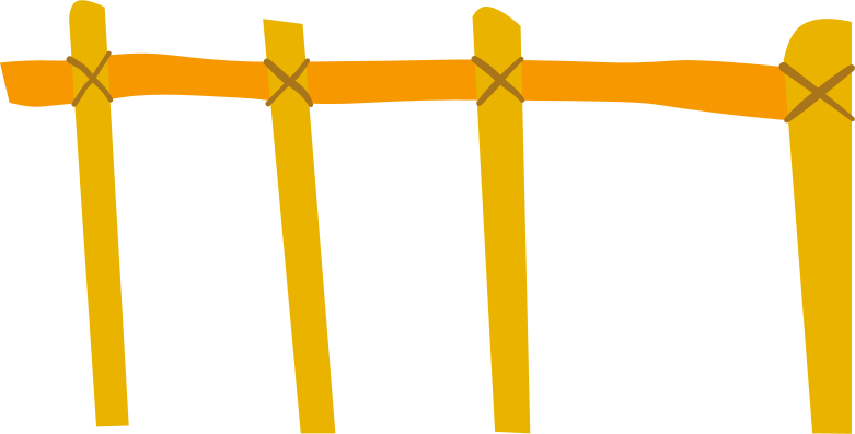 style bamboo fence Vector images in PNG and SVG | Icons8 Illustrations