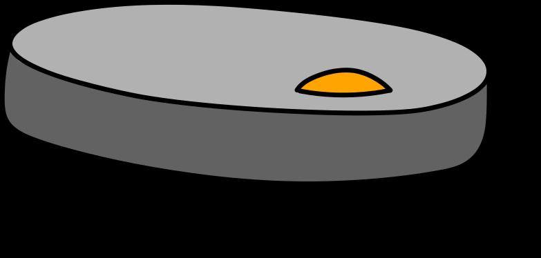 robot vacuum cleaner Clipart illustration in PNG, SVG