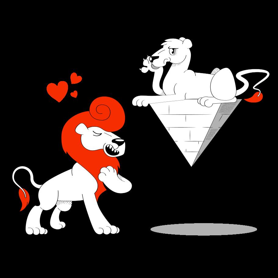 Serenade Clipart illustration in PNG, SVG