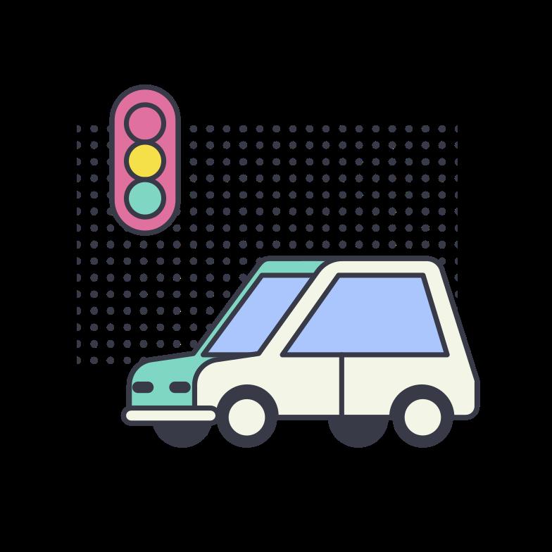 Traffic light Clipart illustration in PNG, SVG