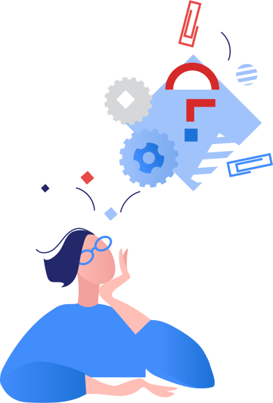 style thinking images in PNG and SVG | Icons8 Illustrations